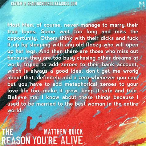 the reason you re alive books book review the reason you re alive by matthew