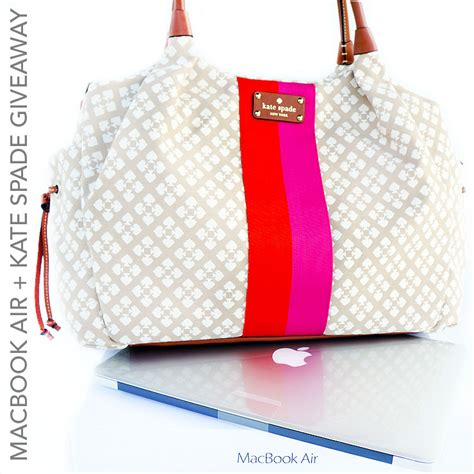 Macbook Air Giveaway - macbook air kate spade giveaway whatever is lovely