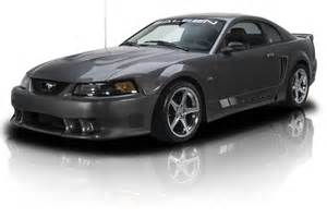 Ford Mustang Saleen 2003 Ford Saleen Mustang S281 S C For Sale Collector And