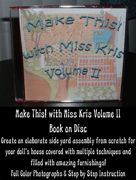 make volume 60 books make this w miss kris books studiokes