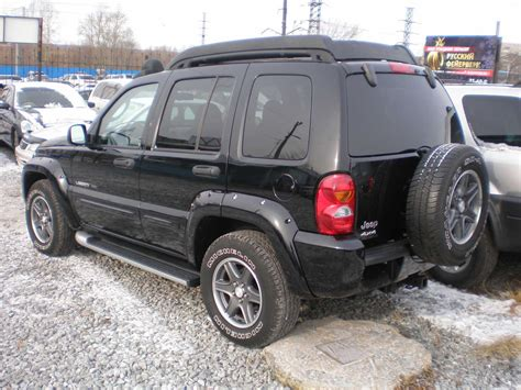 Jeep Liberty 2003 Type 2003 Jeep Liberty Wallpapers 3 7l Gasoline Automatic