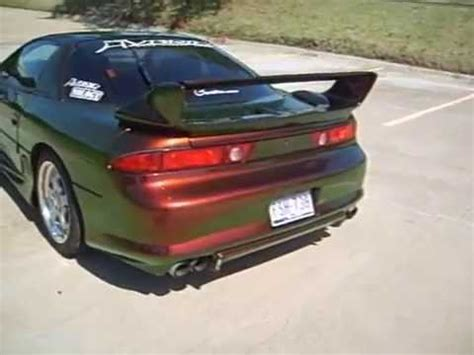 3000gt showcar color changing