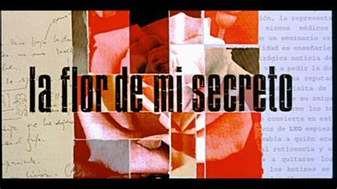 il fiore mio segreto il fiore mio segreto 1995 bittorrentrec