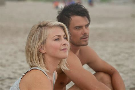 julianne hough from safe haven hair safe haven trailer