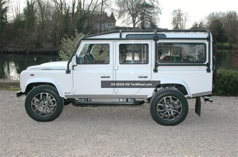 land rover 1985 1985 land rover defender 110 station wagon nas spec