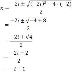 ecuaciones con raices cuadradas ecuaciones de segundo grado con soluciones complejas
