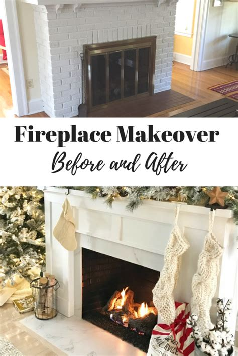 Fireplace Makeover Cost by Fireplace Makeover Before And After Photos And Cost