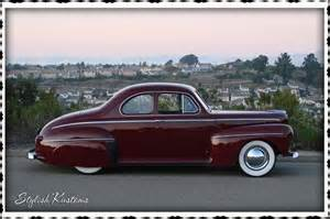 46 Ford Coupe Stylish Kustoms The 46 Ford Coupe
