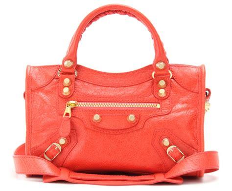 Charleskeith Mini City Bag Original introducing the balenciaga mini city bag purseblog