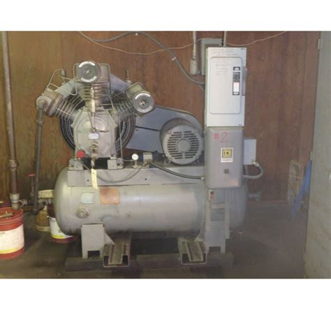 ingersoll rand  air compressor btm industrial