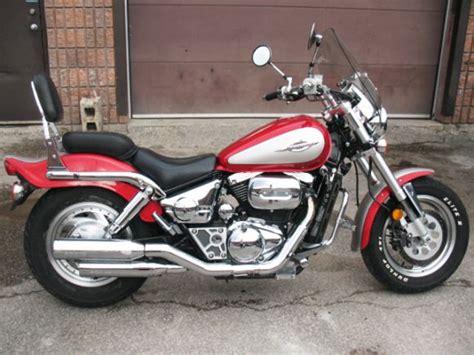 99 Suzuki Marauder Vz800 1997 Suzuki Marauder 800