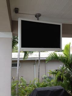 outdoor tv armoire 25 best ideas about outdoor tv cabinets on
