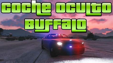 gta   buffalo fib fbi localizacion coche