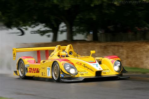 porsche rs spyder evo images specifications  information