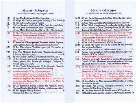 Calendar Ortodox 2018 Nunti Calendar Ortodox 2016 Parohia Varese