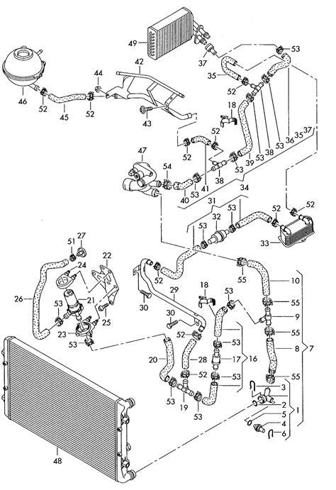 Audi A3 Cooling System Diagram | Audi a3, Audi, System