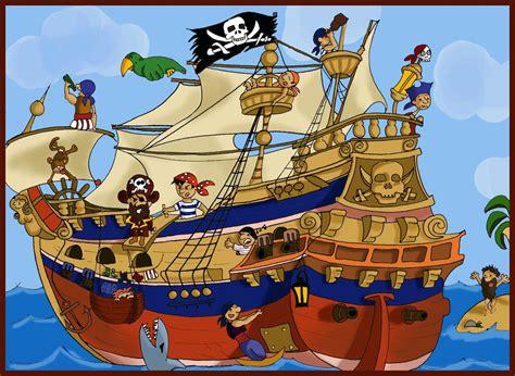 piratas y corsarios los ladrones del mar - Imágenes De Un Barco Pirata