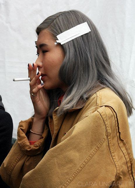 best glaze for grey hair may hong model behind the scenes hair style gray hair