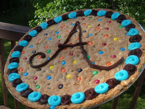 Large Decorated Cookies by Sweet Creations Chocolate Chip Cookie