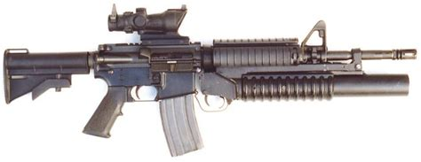 colt m4 carbine current issue model with trijicon acog