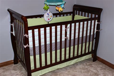Diy Crib Bedding Set Diy Crib Bedding Hilltop Custom Designs