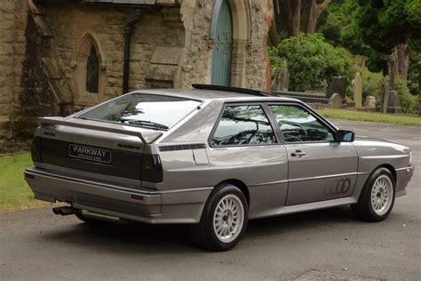 Audi Quattro Coupe For Sale by Audi Quattro Ur Quattro Coupe Rhd