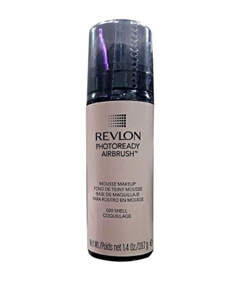 Revlon Air Brush revlon photoready airbrush mousse review india best