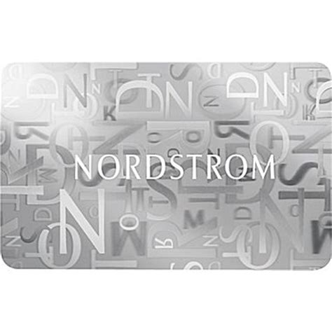 Gift Card Purchase With Credit Card - free 20 amazon credit with 100 nordstrom gift card purchase