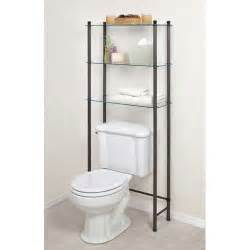 Shelving Bathroom Free Standing Bathroom Shelf In The Toilet Shelving
