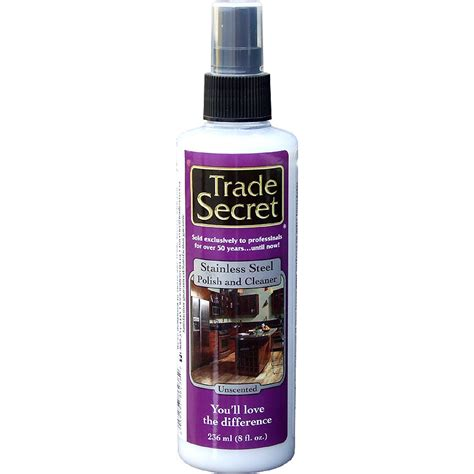 Stanlees Secret by Trade Secret Stainless Steel 8oz