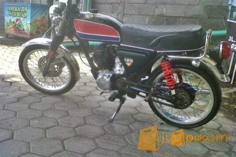 Japstyle Gl 100 Thn 94 jual honda cb modif cek harga di pricearea