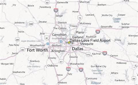 Dallas Love Field Airport Map by Dallas Airport Map Related Keywords Amp Suggestions Dallas