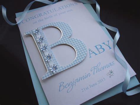 New Baby Handmade Cards - new baby b card handmade cards pink posh