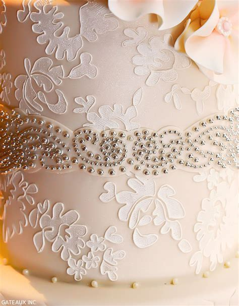 lace templates for cakes pin alencon lace cake top stencil stencils cake on
