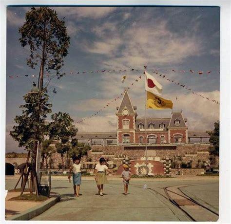 theme park yang paling best bangunan nara dreamland di tahun 1961