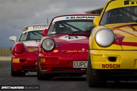 Porsche 964 Cup Car by There Ain T No Party Like A 964 Party Speedhunters