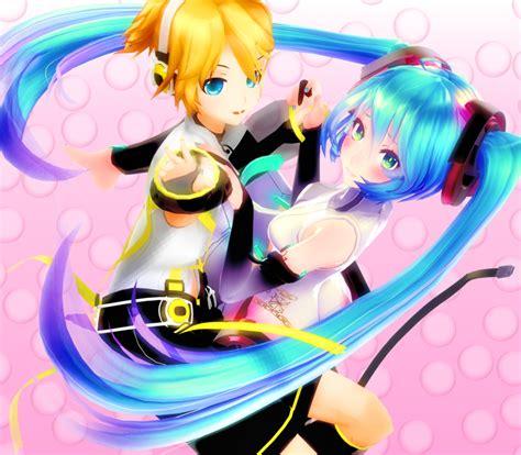 Hatsune Miku á ÿ Anime Nã O 1000 Images About Vocaloid Hatsune Miku X Kagamine Len