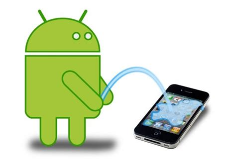 android vs iphone ios vs android 5 play apps to make iphone users envy