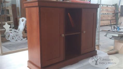 mueble niños artesan 237 a forja y madera