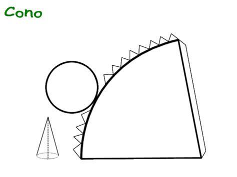 imagenes figuras geometricas para armar figuras geom 233 tricas cono para armar imagui