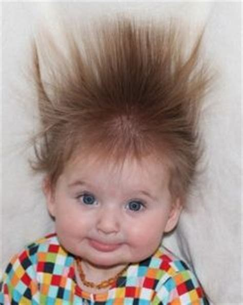 how to have a neat hairstyle with baby fine hair 1000 images about funny hairstyles on pinterest funny