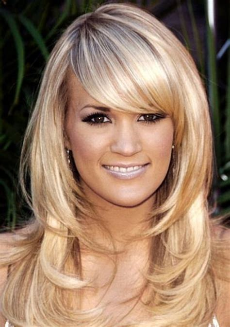 hairstyles with long bangs and layers long haircuts with bangs and layers di candia fashion