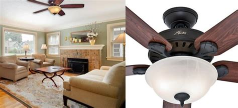 Ceiling Fan In Living Room Selecting Best Ceiling Fan Fit Your Living Room Large Room