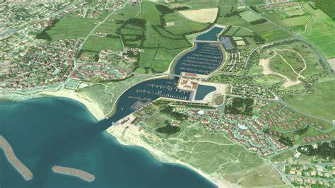 projet de port de plaisance de br 233 tignolles sur mer