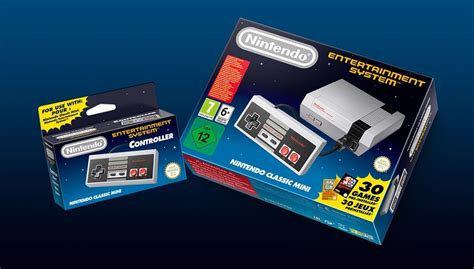 nintendo s official uk store opens pre orders for the nintendo classic mini nes nintendo