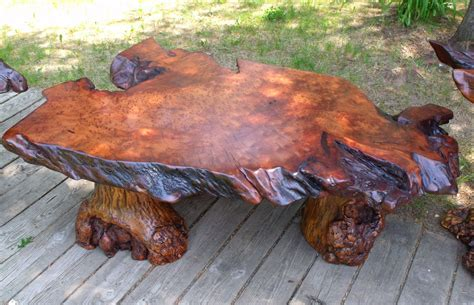 Woodwork Burl Redwood PDF Plans
