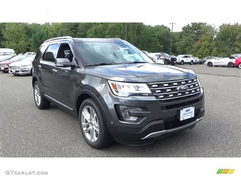 2017 ford explorer limited 2017 magnetic ford explorer limited 4wd 115838686