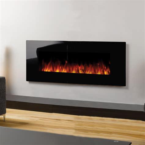 electric fireplace uk gazco studio 3 glass wall mounted electric
