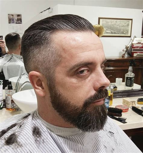 receding hairline slick back hair classic hairstyles for men i bet you haven t seen them