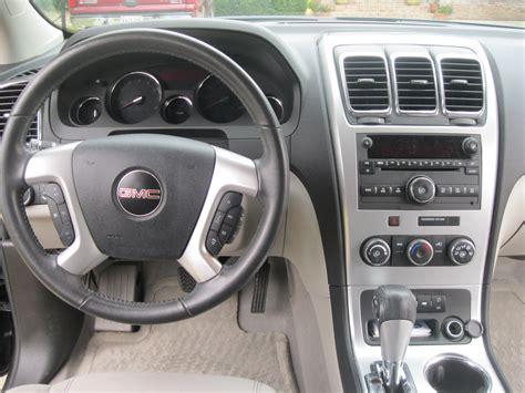 2010 gmc acadia interior pictures cargurus